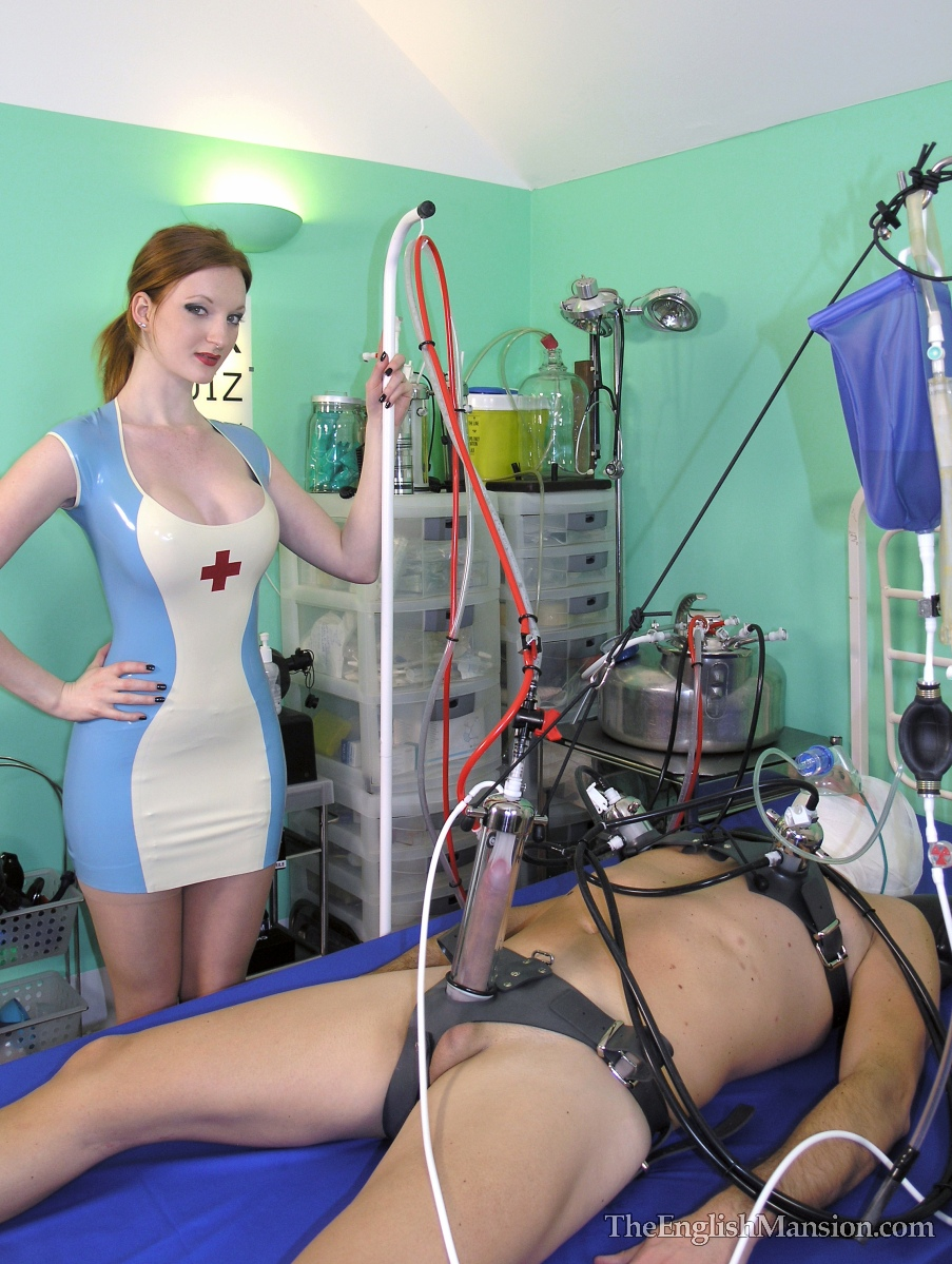 nurses femdom English mansion