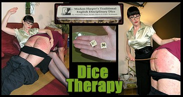 Dice Therapy:Featuring Miss Jessica