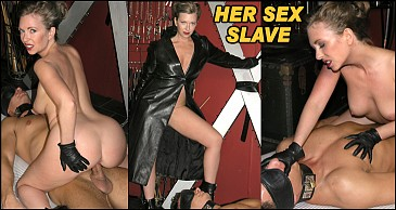 Her Sex Slave:Featuring Mistress T