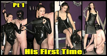 His First Time pt1:Featuring Domina Darla