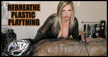Rebreathe Plastic Plaything:Featuring Lady Nina Birch