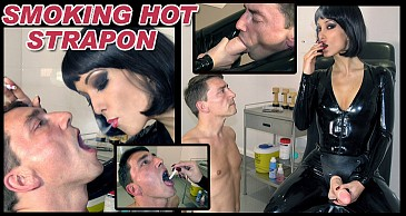 Smoking Hot Strapon:Featuring Fetish Liza