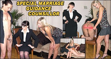 Special Marriage Guidance Counsillor:Featuring Miss Jessica & Mistress Nikki