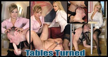 Tables Turned:Featuring Lady Nina Birch & Sub Suzie